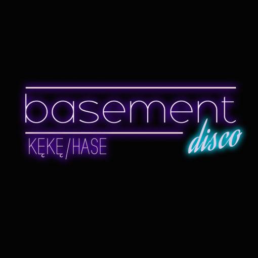 "KęKę/Hase ""Basement Disco""  LIMITOWANE EP"