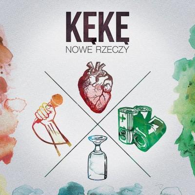 KęKę – Nowe Rzeczy CD